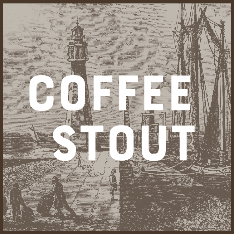 Coffee Stout - Craft Beer Stout