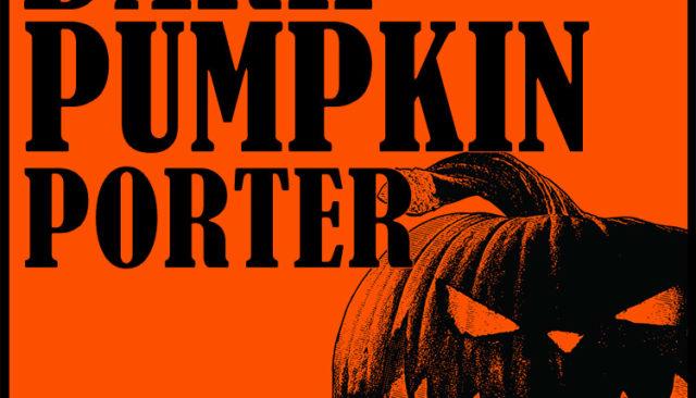 Dark Pumpkin Porter - American Porter