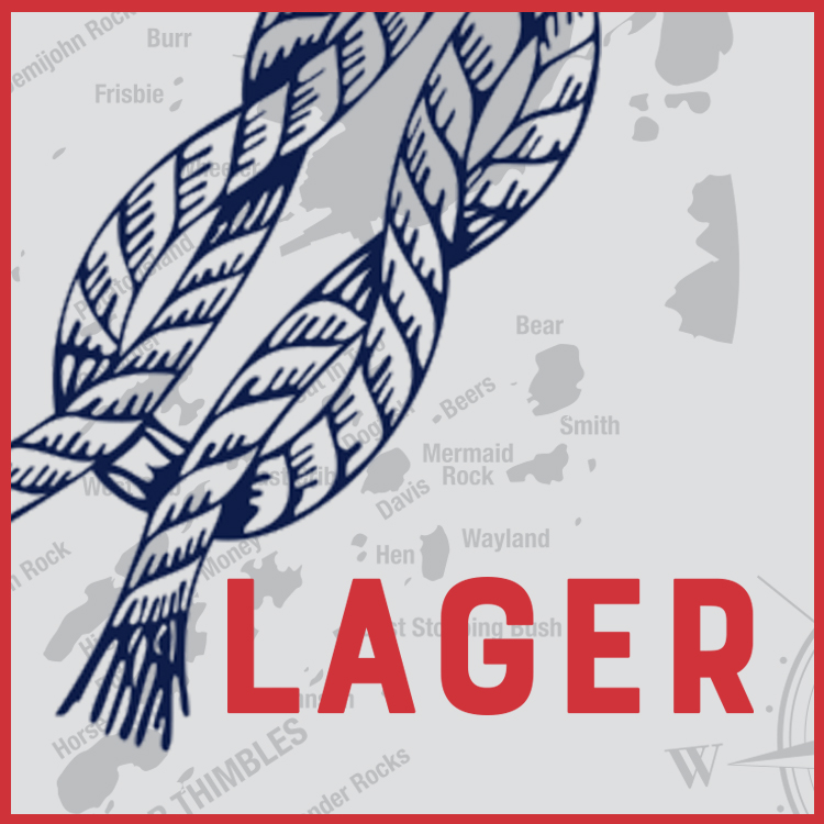 Thimble Lager beer