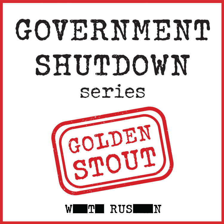 Thimble Island Brewery Government Shutdown Series Citra Session