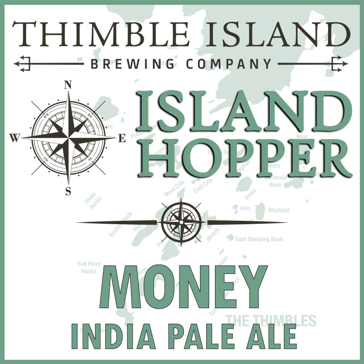 Island Hopper - Money New England IPA