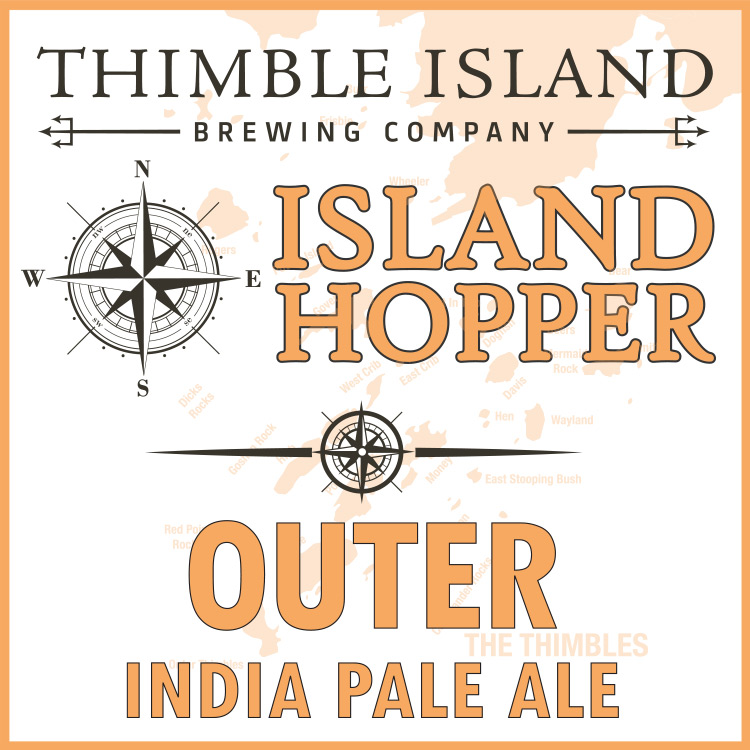 Island Hopper – Outer IPA   American IPA
