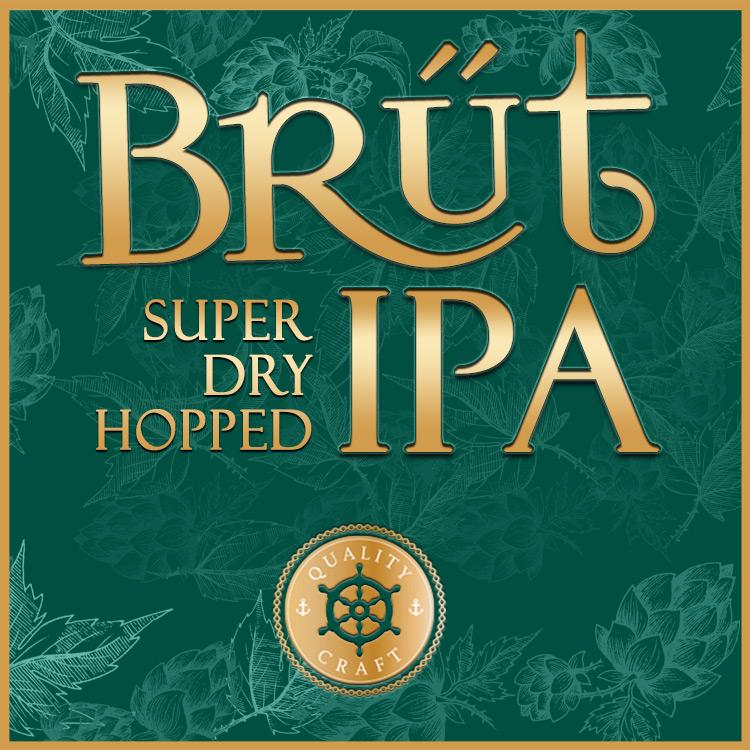 Brut IPA - New England IPA