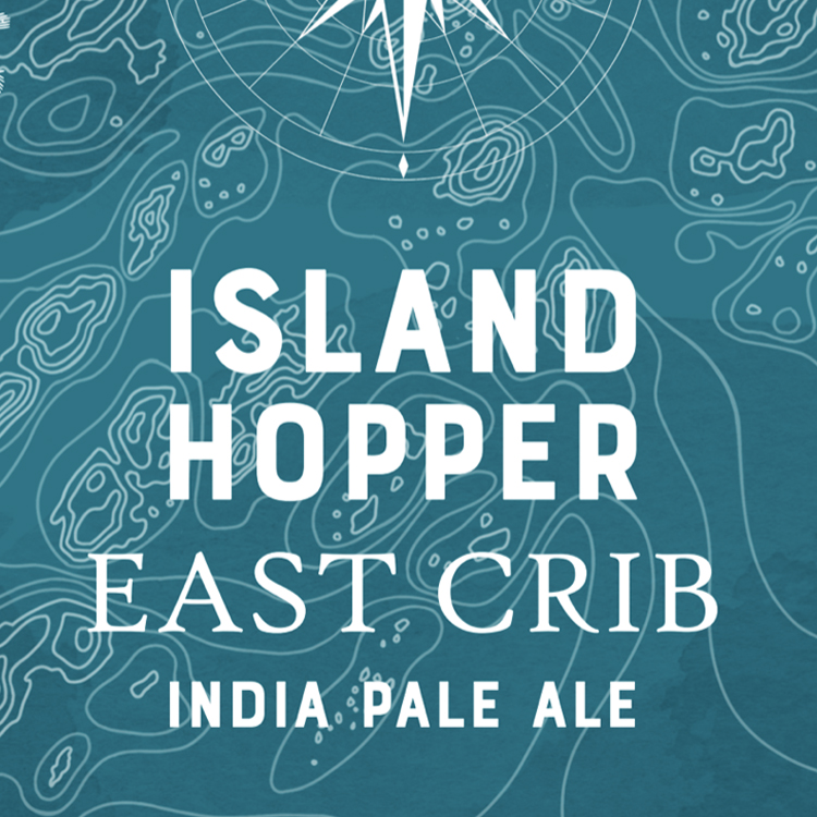 Island Hopper - East Crib New England IPA
