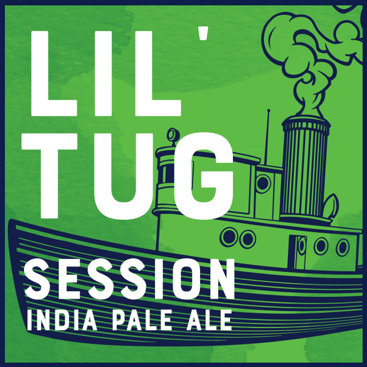 Lil' Tug Session IPA - New England IPA